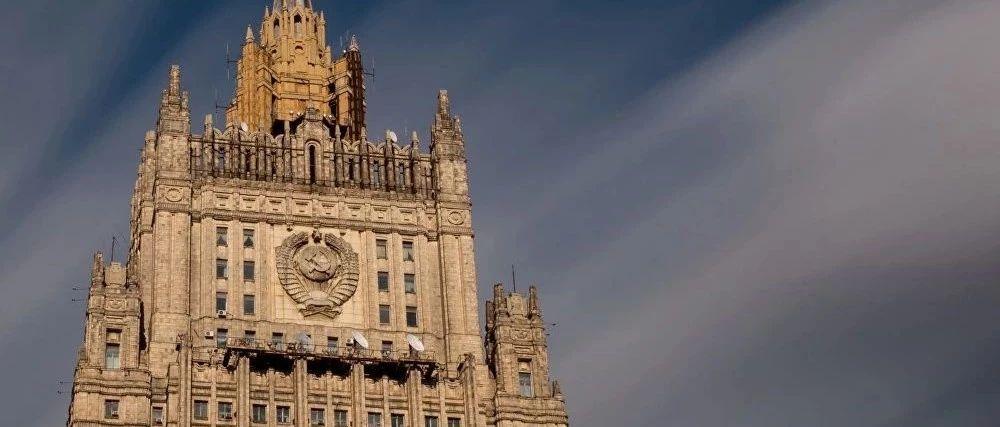 """昨天 中俄朝高官在莫斯科举行了一场""""密会"""""""